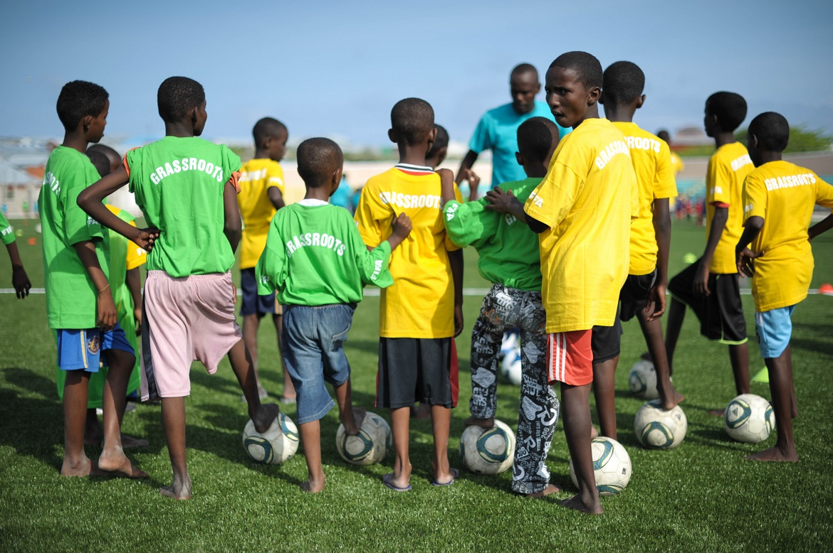 a strategy for growth and football development in Africa